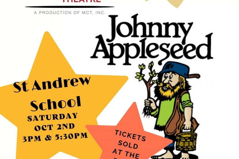 MCT's Johnny Appleseed at St. Andrew School