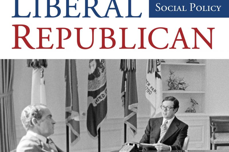 The Last Liberal Republican by John Roy Price