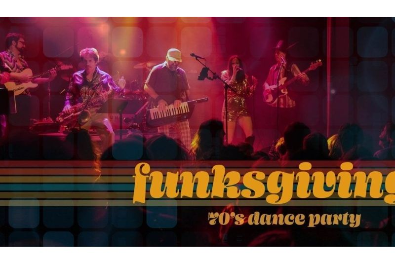 The Sweet Groovalicious Funk Machine: Funksgiving