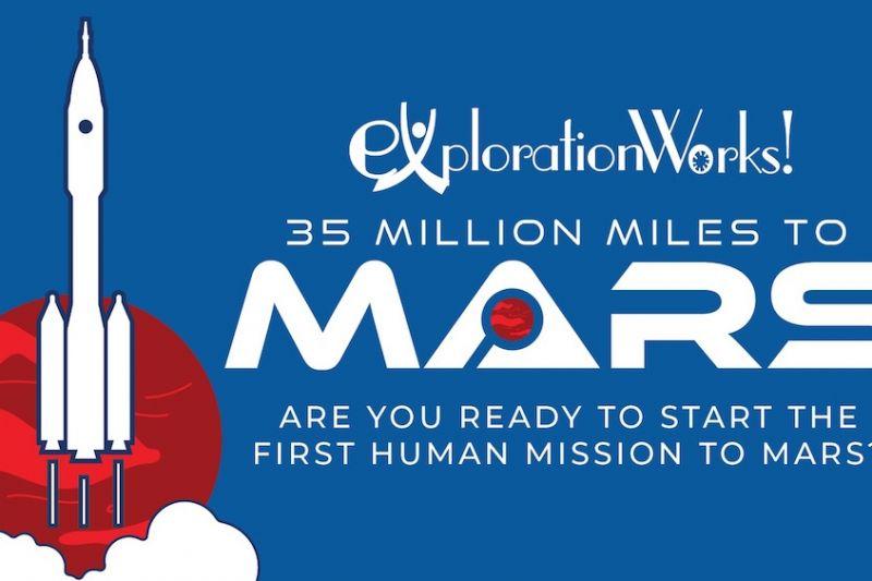 35 Million Miles to Mars