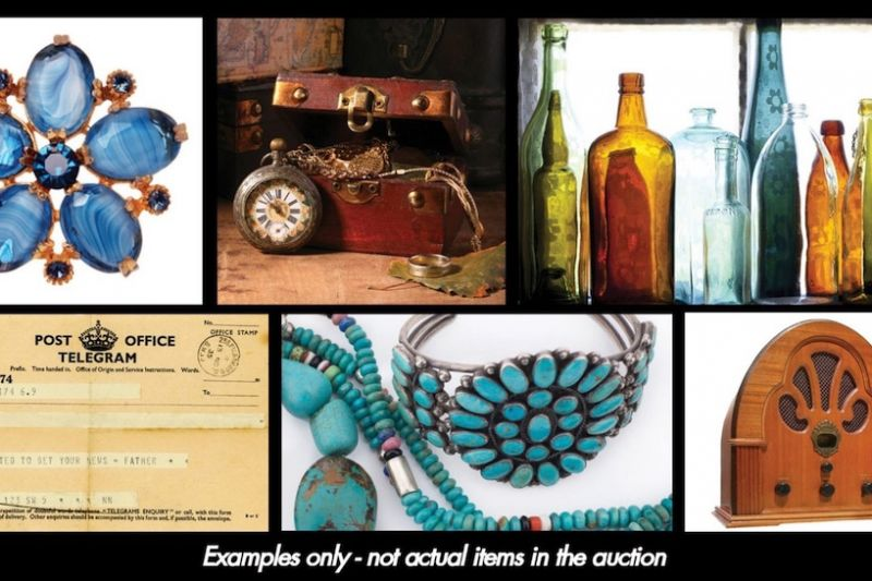 Antiques and Collectibles Preview and Auction
