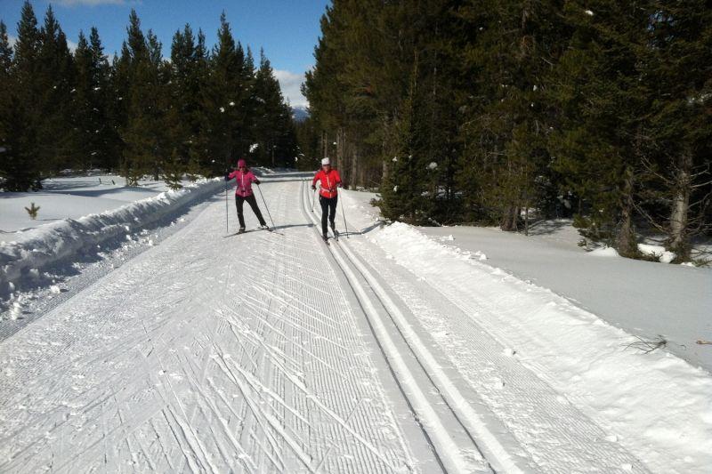 Rendezvous Ski Trails