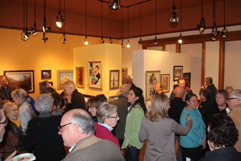 Hockaday Museum Members' Salon Reception