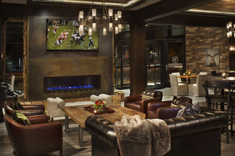 The Firebrand Lounge