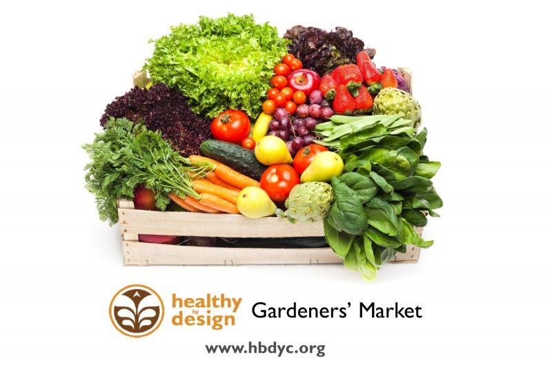 Healthy By Design Gardeners' Market