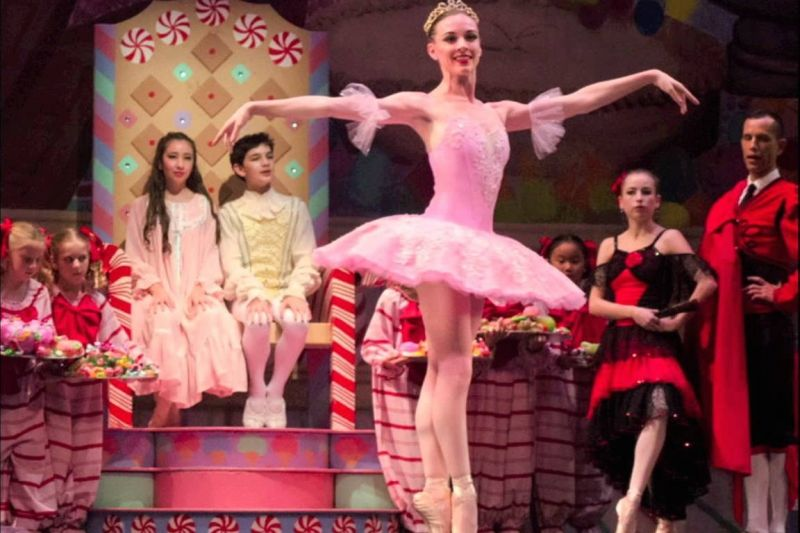 The San Diego Ballet joins the Billings Symphony in The Nutcracker
