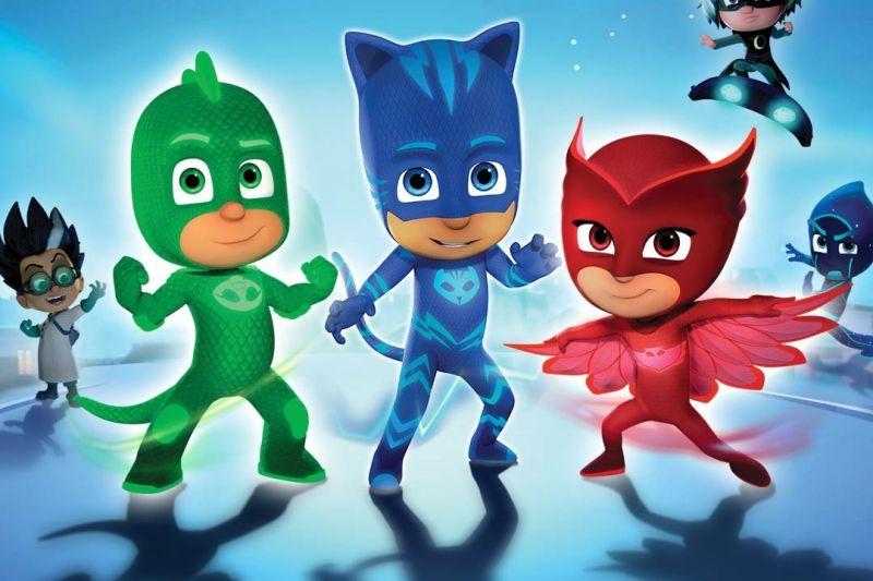 Pj Masks Live Time To Be A Hero Lively Times