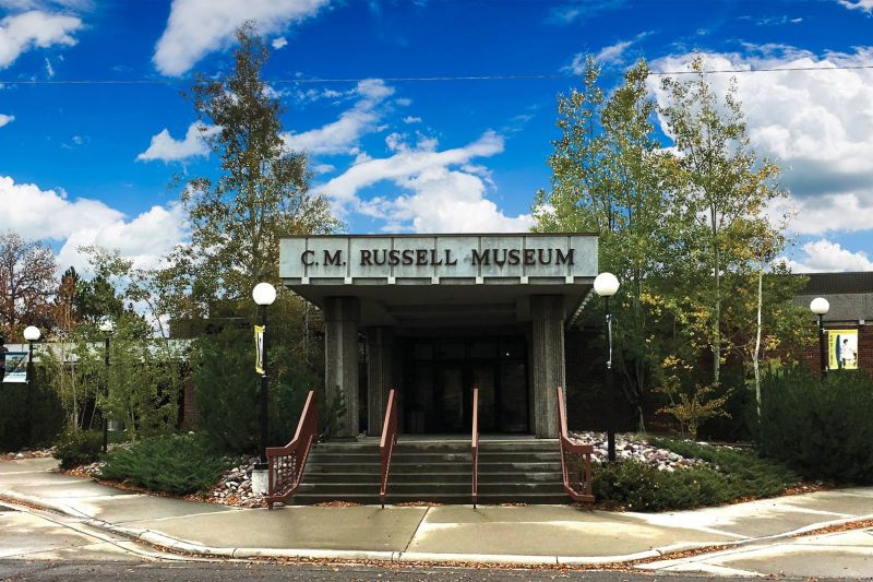 C.M. Russell Museum