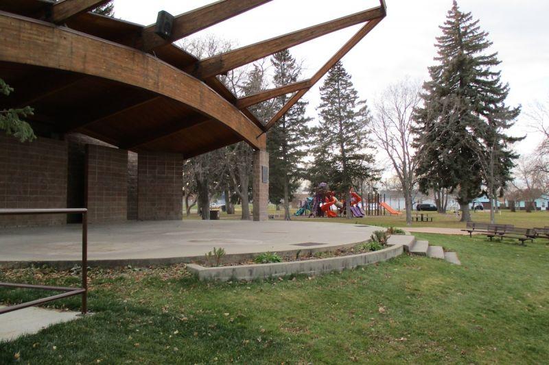 Anderson Pavilion amphitheater