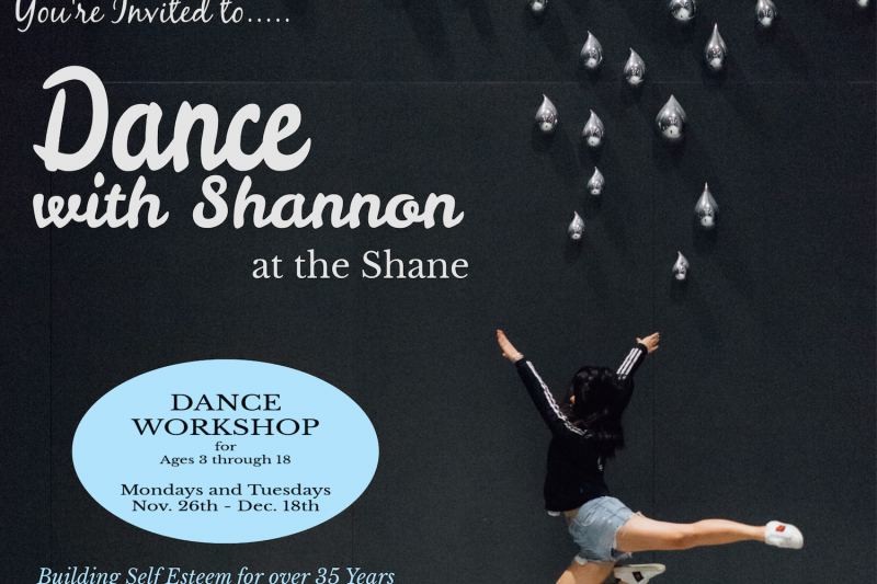Dance Workshop with Shannon Roberg | Lively Times