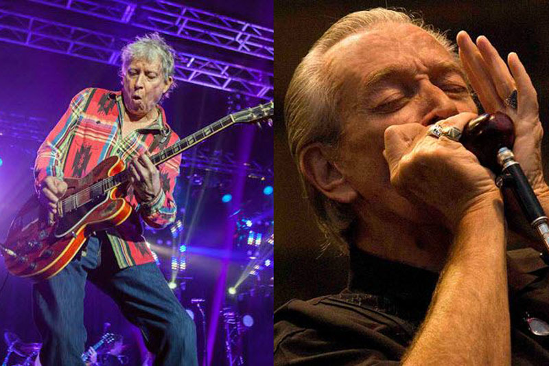 Elvin Bishop and Charlie Musselwhite