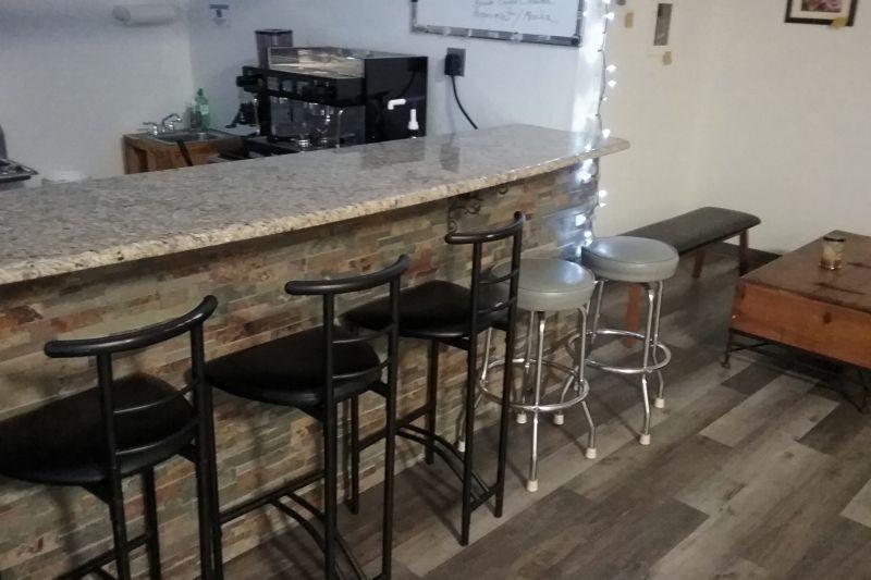 Espresso Mocktail bar