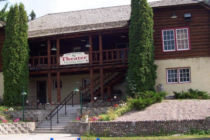Port Polson Players' Theatre on the Lake
