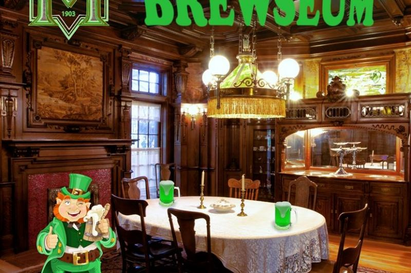 Night at the Brewseum - Irish Spirits