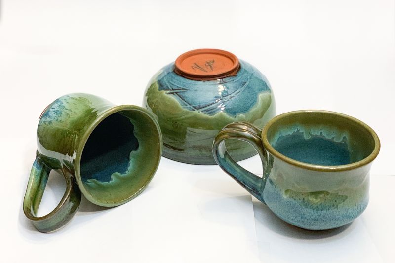 Ceramics by Brent Viste