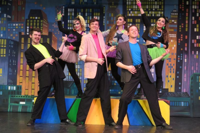 The Totall Radical 80s Musical Revue