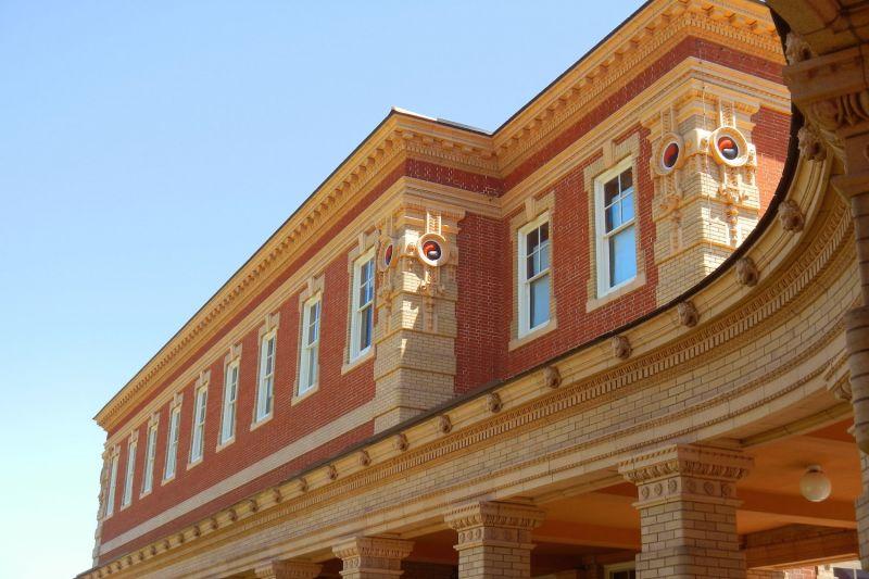 Livingston Depot Museum
