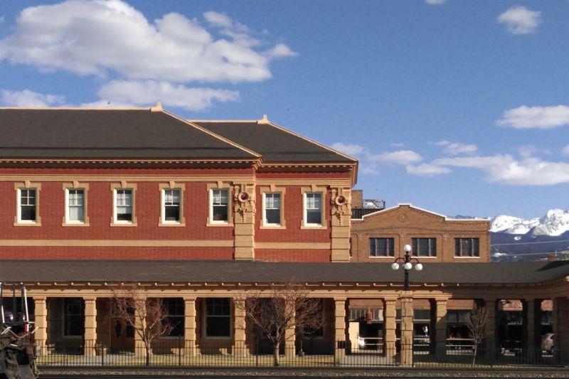Livingston Depot