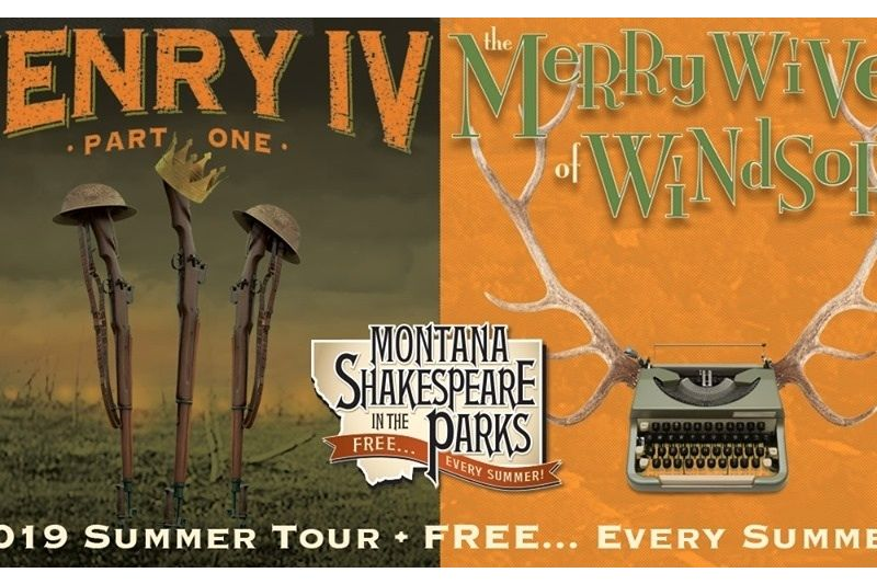 Montana Shakespeare in the Parks' Summer Tour