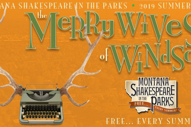 Montana Shakespeare in the Parks' The Merry Wives of Windsor