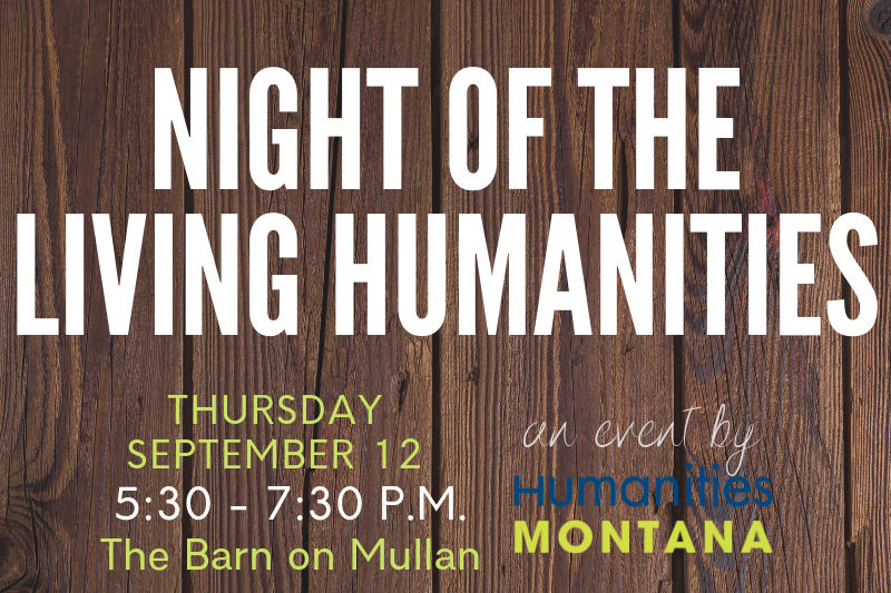 Night of the Living Humanities