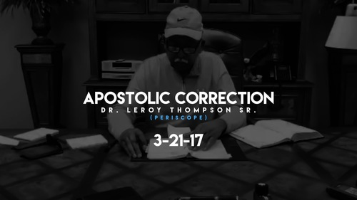 Apostolic 20correction 203 21 17 20 28periscope 29 20cover