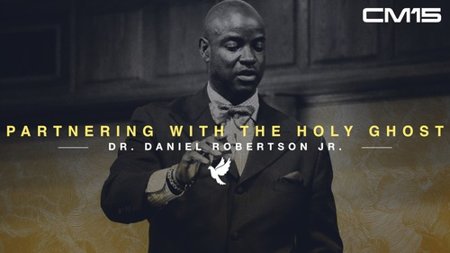 Partnering 20with 20the 20holy 20ghost