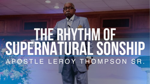 Rhythm 20supernatural 20sonship