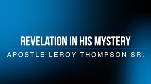 Revelation 20in 20his 20mystery 0