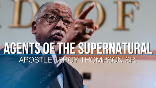 leroy thompson bodyguard