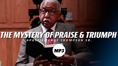 09 03 17 the mystery of praise   triumph   sun mp3