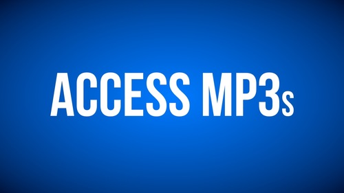 Access mp3s cover art