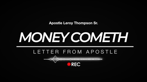 Open letter 1 letter from apostle