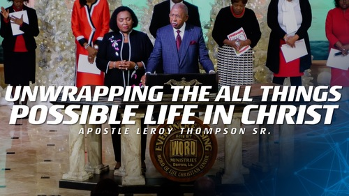 12 25 19 wed am unwrapping the all things possible life in christ