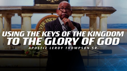 02 23 20 sun am using the keys of the kingdom to the glory of god