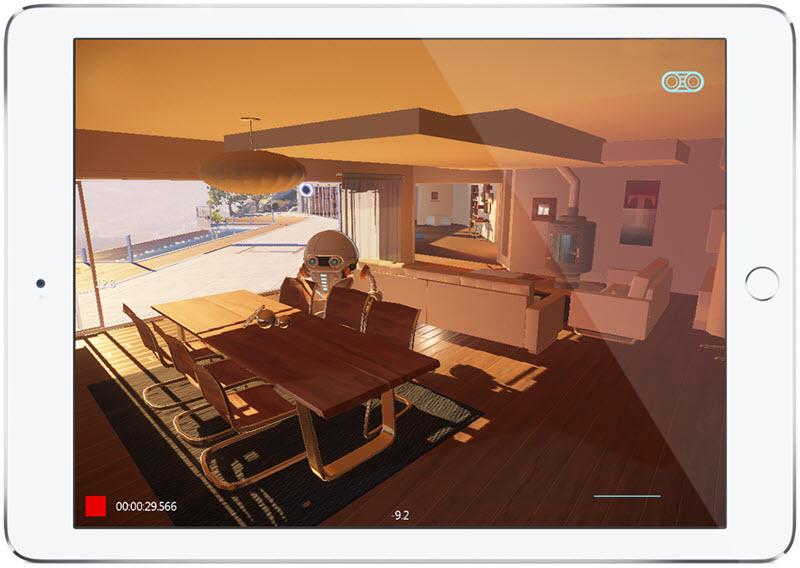 Lumberyard on iOS