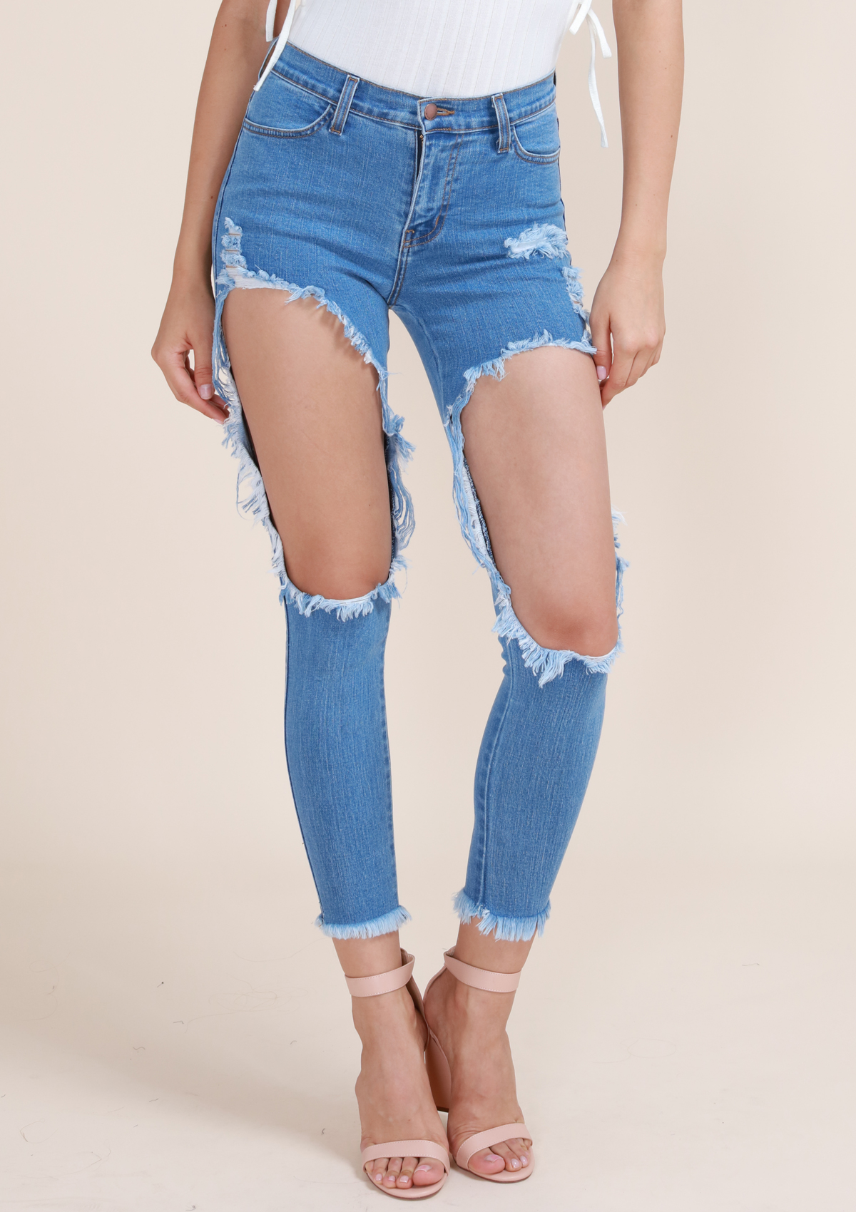 Cool Me Down Jeans