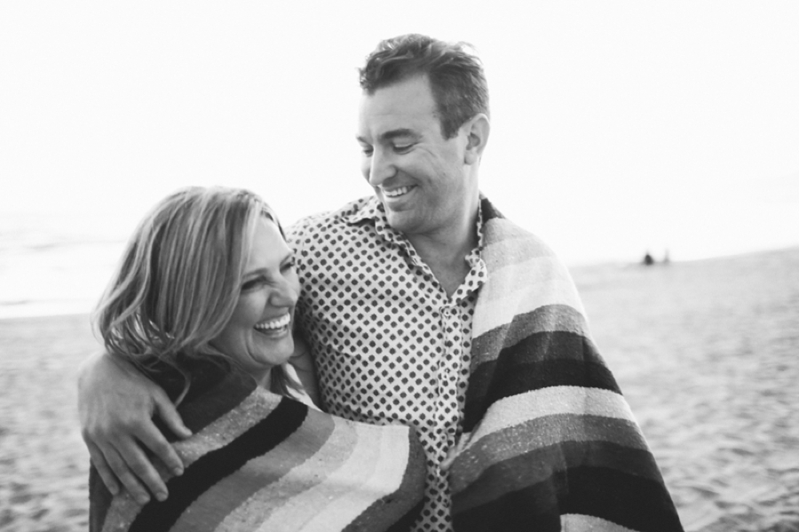 Manhattan Beach Engagement Shoot LVL Weddings & Events