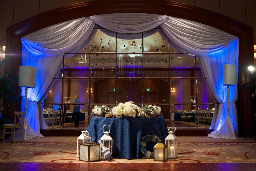 Newport Beach Balboa Bay Resort Wedding LVL Weddings & Events