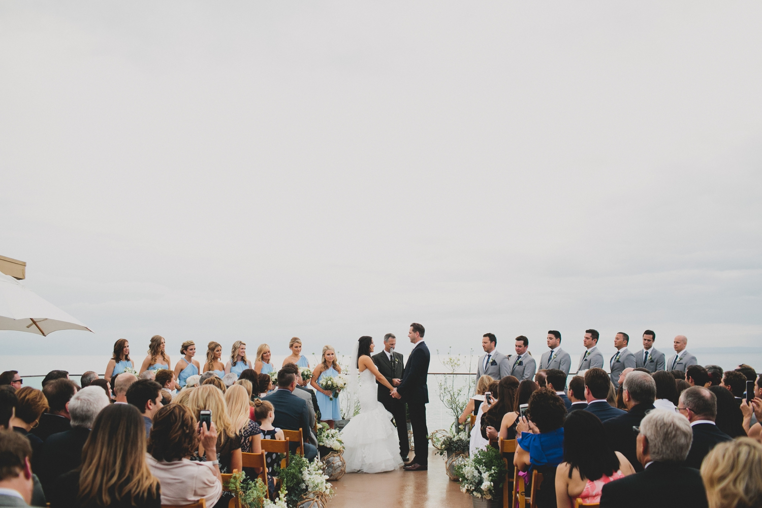 LVL Weddings and Events Surf and Sand Laguna Beach
