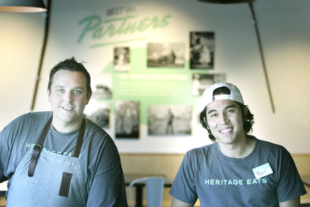 Heritage Eats, Napa, CA - Localwise business profile picture