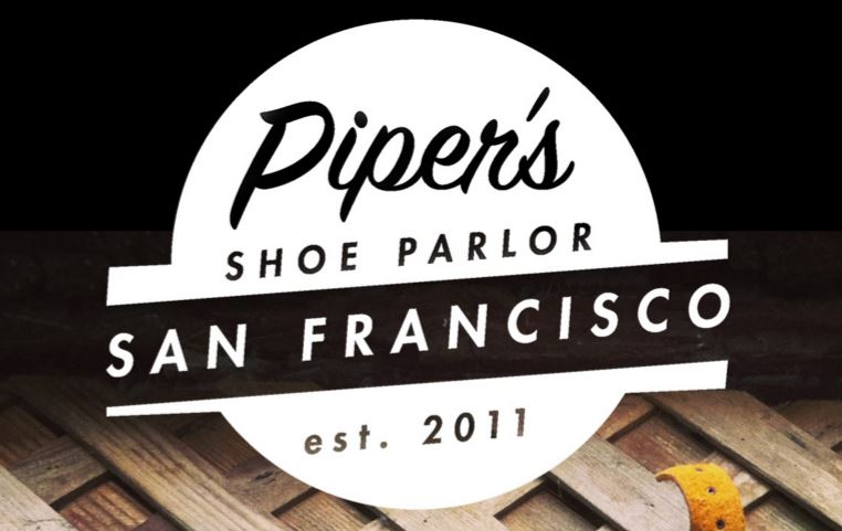 Pipers Shoe Parlor, San Francisco, CA logo