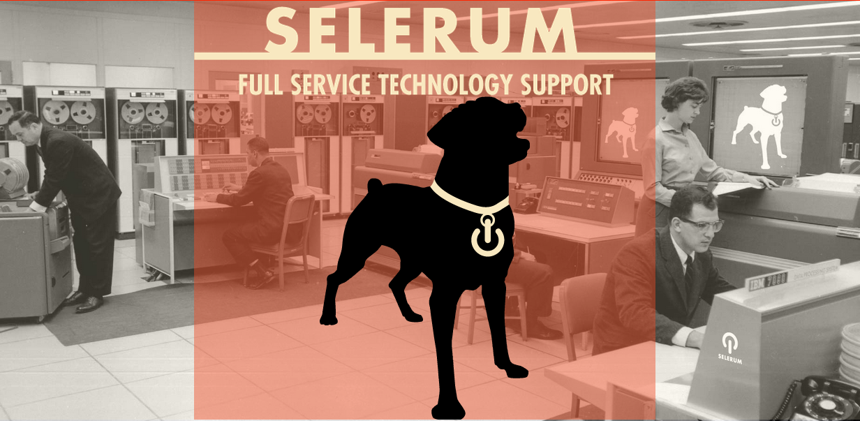 Selerum, Richmond, CA logo