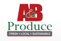 A&B Produce, South San Francisco, CA logo