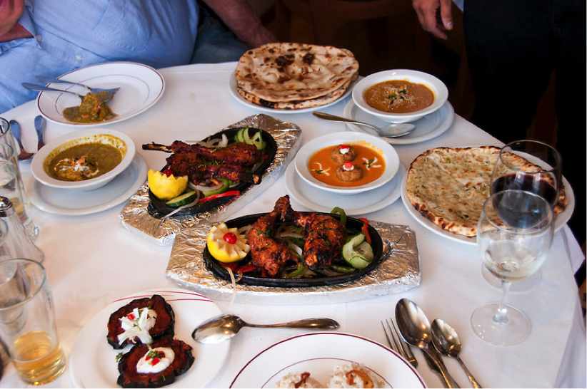 5 sustainable berkeley eateries you must visit localwise for Ajanta indian cuisine