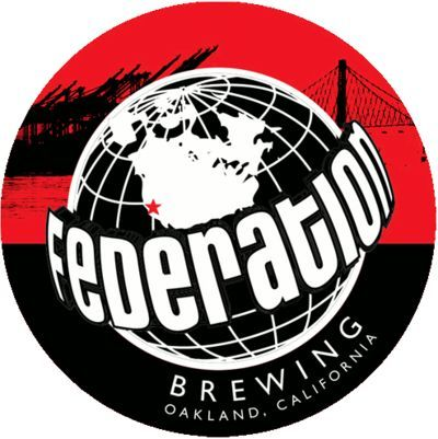 Federation Brewing, Oakland, CA logo