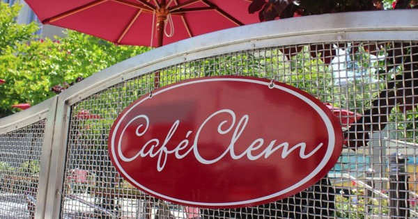 Cafe Clem, Berkeley, CA logo
