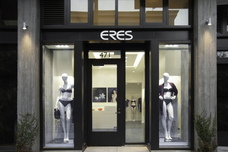 Boutique ERES, San Francisco, CA logo