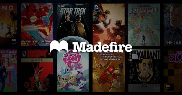 Madefire, Berkeley, CA - Localwise business profile picture