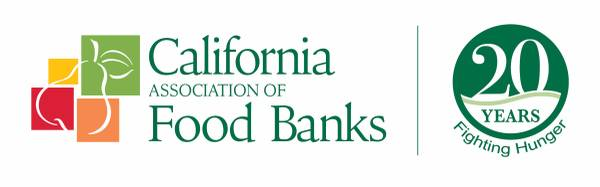 California Association of Food Banks, Oakland, CA logo